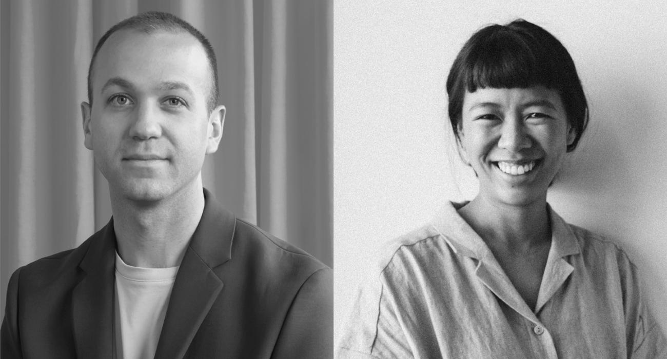 Photo of Nathan Friedman and Maggie Tsang